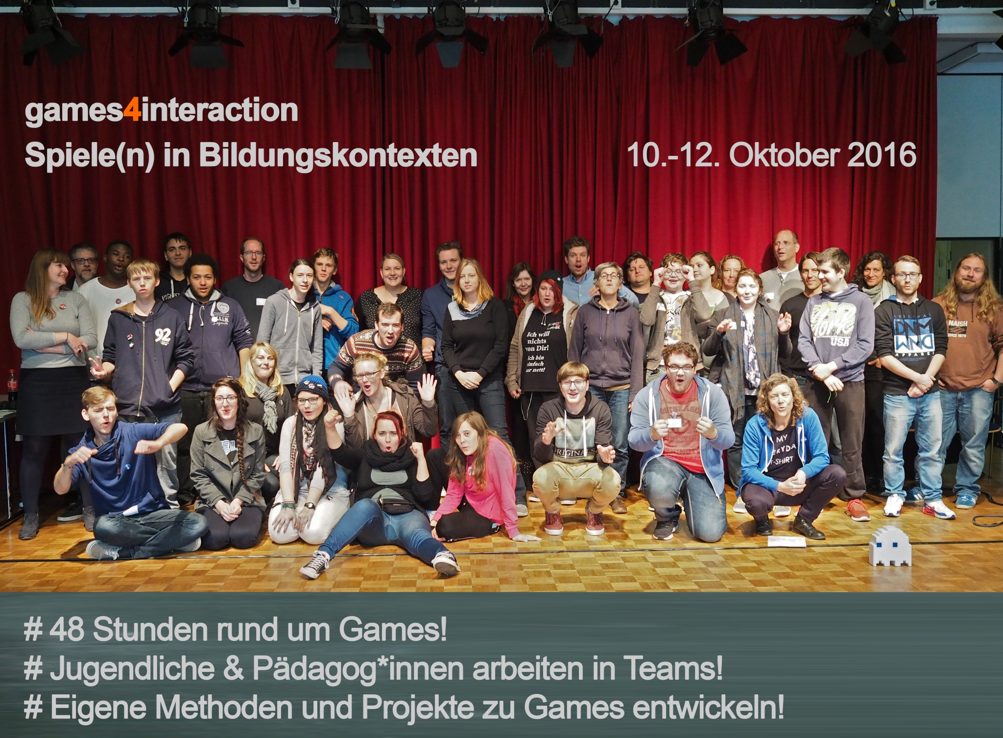 Gruppenbild games4interaction