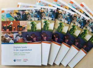 """Digitale Spiele in der Jugendarbeit - Beispiele aus dem Projekt """"Ethik und Games"""""""